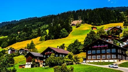 Galerie Za krásami Tyrolska a Vorarlberska