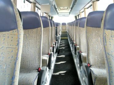 Neoplan Tourliner SHD 2216 - interiér
