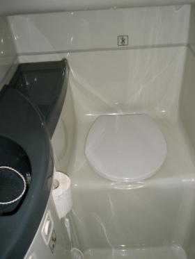 Neoplan Tourliner SHD 2216 - toaleta