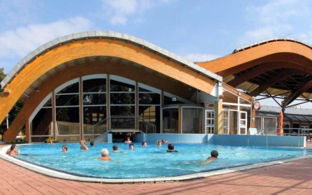Maďarské termální lázně - Bükfürdo