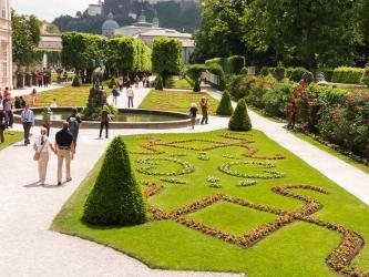 zahrady Mirabell