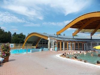 Valentýnské maďarské termální lázně Bükfürdo se snídaní