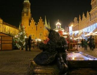 Adventní Wroclaw 27.11. 2016