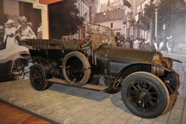 Muzeum vojenské historie ve Vídni, aneb arsenál Císaře Pána