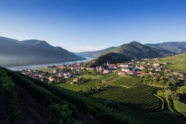 Údolí Wachau Spitz
