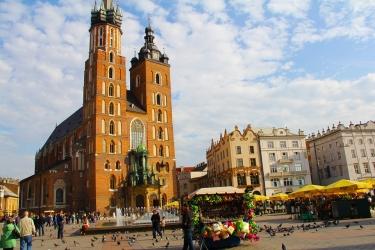 To nejlepší z Krakova