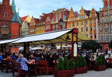 Jarní Wroclaw 2017