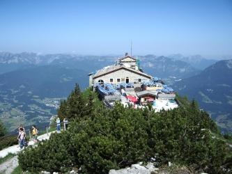 Salzburg, Orlí hnízdo a Hallstatt 2016