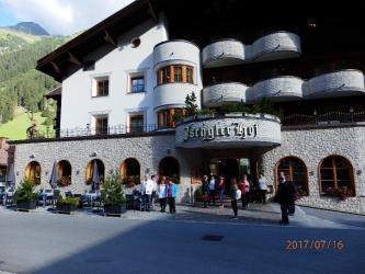 Za krásami Tyrolska a Vorarlberska, 2017