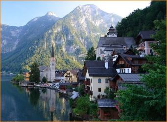 Salzburg, Orlí hnízdo, jezero Königssee, Hallstatt