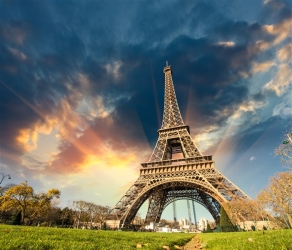Okouzlující májová Paříž a zámek Versailles