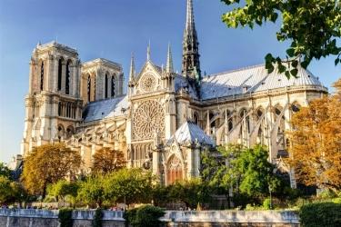 chrám Notre-Dame