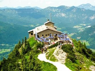 Nejkrásnější místa Salzburgu + Hitlerovo Orlí hnízdo