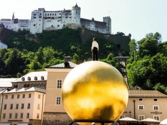 pevnost Hohensallsburg