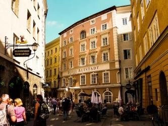 centrum Salzburgu