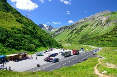 Arlberská silnice