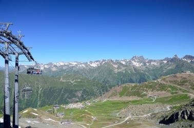 lanovkou do Švýcarska