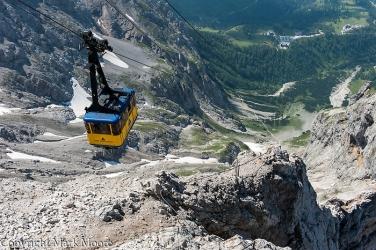 Lanovkou na vrchol Hoher Krippenstein