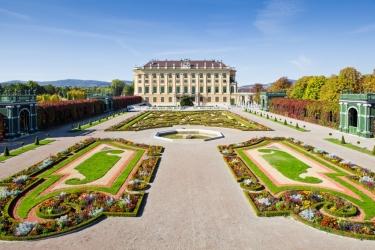 Romantická Vídeň a zámek Schönbrunn