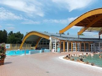 Termální lázně Bükfürdo, březen 2018