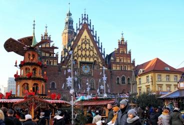 Adventní Wroclaw 2017