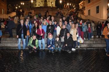 Prázdniny v Římě, říjen 2018