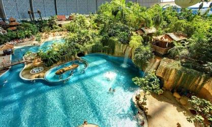 Tropical Islands - cena zájezdu včetně vstupů!