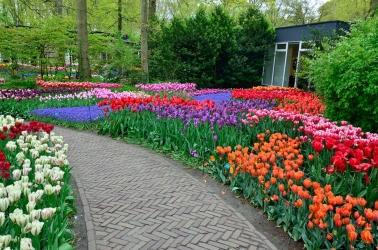 Největší květinový park