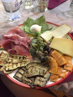 Gastronomie jižní Itálie oblast Kampánie
