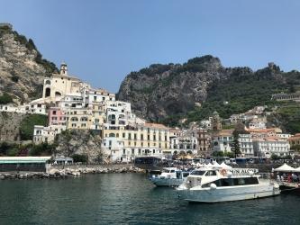 Costiera Amalfitana + Amalfi