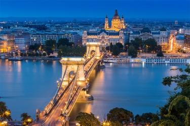 Romantický pobyt v  Budapešti