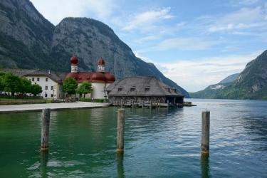 Salzburg, Hitlerovo Orlí hnízdo a kouzelné Königssee