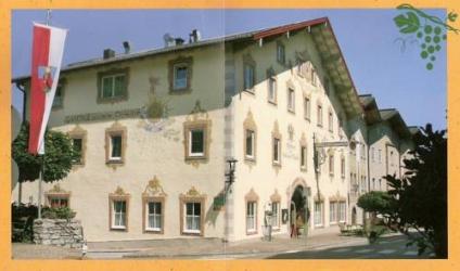 ***stylový hotel Goldene traube