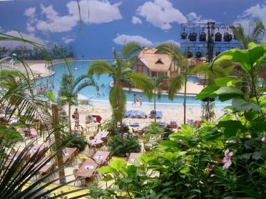 Tropical Islands, v ceně doprava a vstup